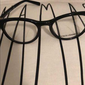 Rx frames Dolce Gabbana